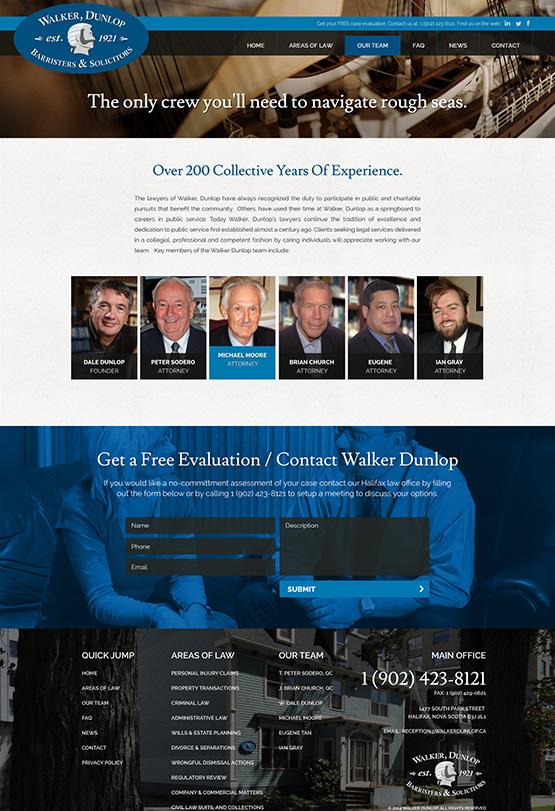 Tina Olivero Website Design