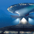 Underwater City, designed by Jacque Fresco