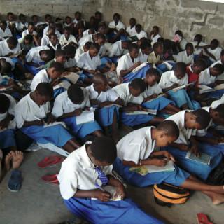Kenya Education Overcrowded Schools