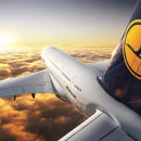 Lufthansa Germany First Class Airline