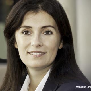 Managing Director Monika Galba