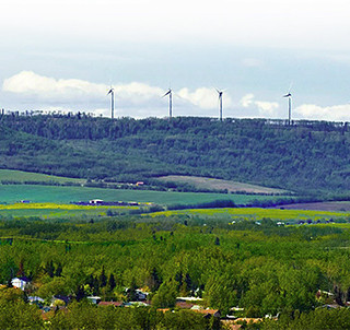 Traditional Energy Gets Along With New Energy in Dawson Creek
