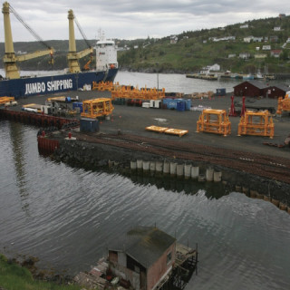 atlantic canada industrial work sites
