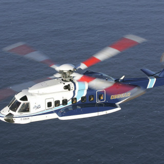 Cougar Helicopters has set itself up as Halifax's prime all-weather offshore helicopter operator