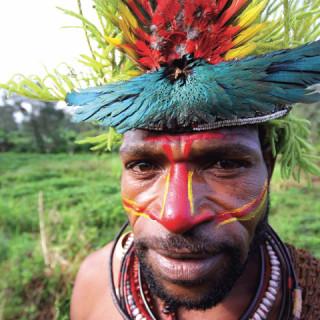 Papua new guinea oil production