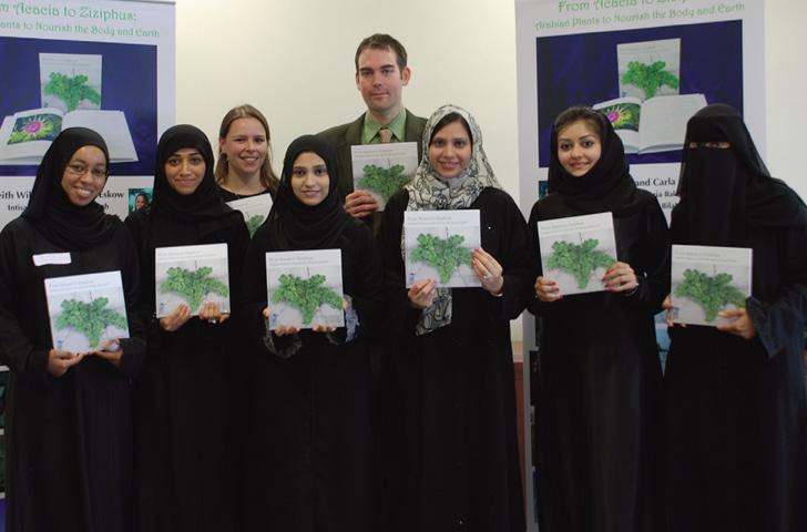 students at CNA-Q