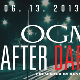 The OGM After Dark by Hennessey