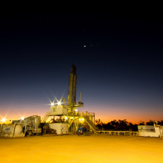 Chinchilla, Queensland Drilling
