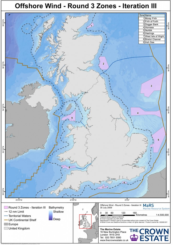 The Crown Estate and Offshore Wind Energy in the UK THE OGM