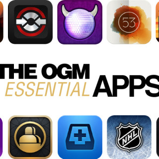The OGM Essential Apps 2013 Summer