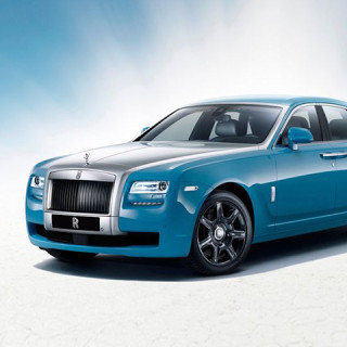 rolls royce alpine centenary collection