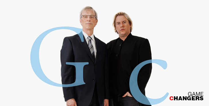 Glenn Tutty VP Sabre Energy, Calgary, AB Chris Tutty Graphic Art Designer, Owner Executive Elite Marketing, Calgary, AB