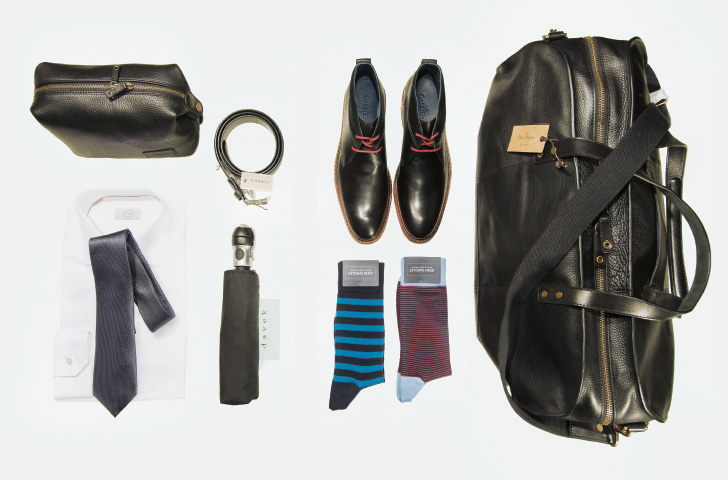 21st Century Gentleman Business Travel Essentials The Ogm