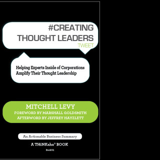 mitchell levy creating thought leaders