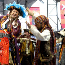 Brett Polegato in Calgary Opera production of The Pirates of Penzance