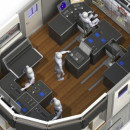 Marine Institute Offshore Simulator