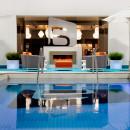 aloft hotel pool