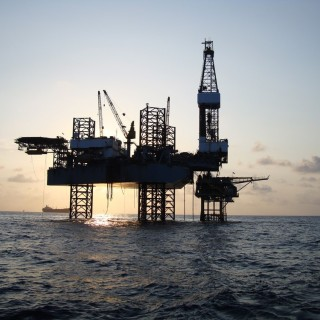 Petroplan oil rig