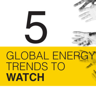 Global energy trends to watch