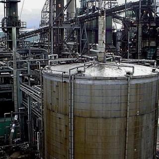 Sulfur Storage Tank