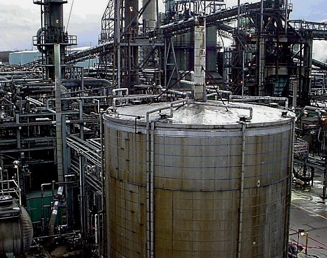 High Temperature Linings For Sulfur Storage Tanks Our