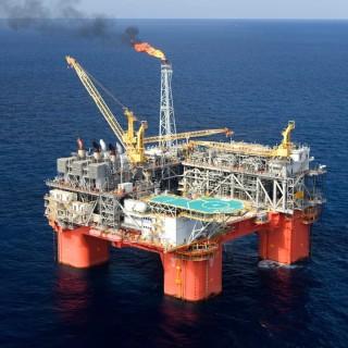 Atlantis Deepwater Oil Rig