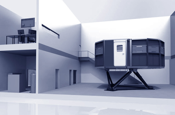 marine simulator