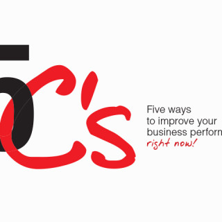 Five ways to improve your business performance