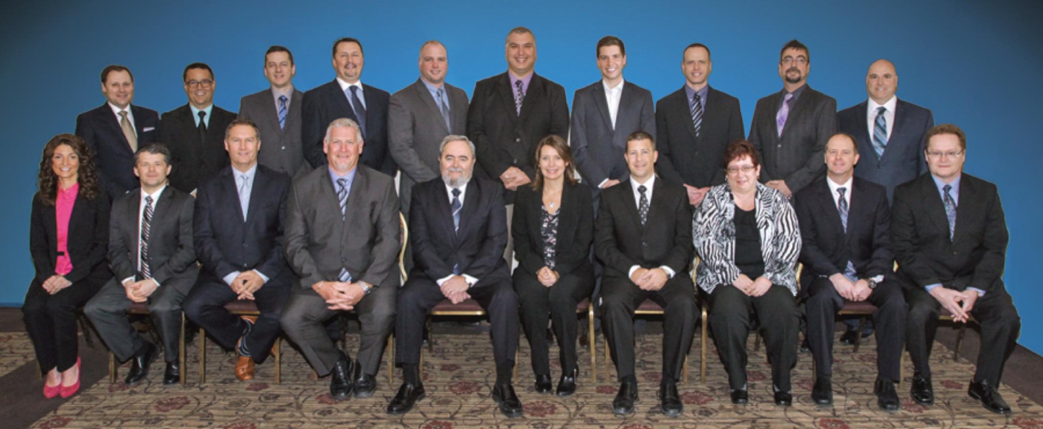 Newfoundland and Labrador Construction Association Board of Directors