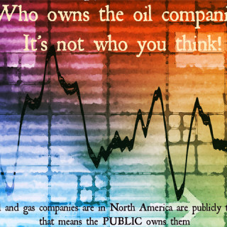 Blaming the oil and gas companies for the state of the world