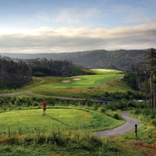 The Wilds Golf Resort Newfoundland Canada