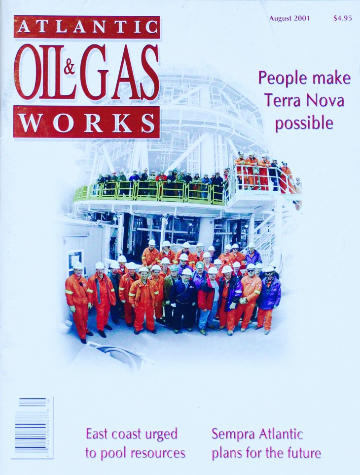 The OGM August 2001
