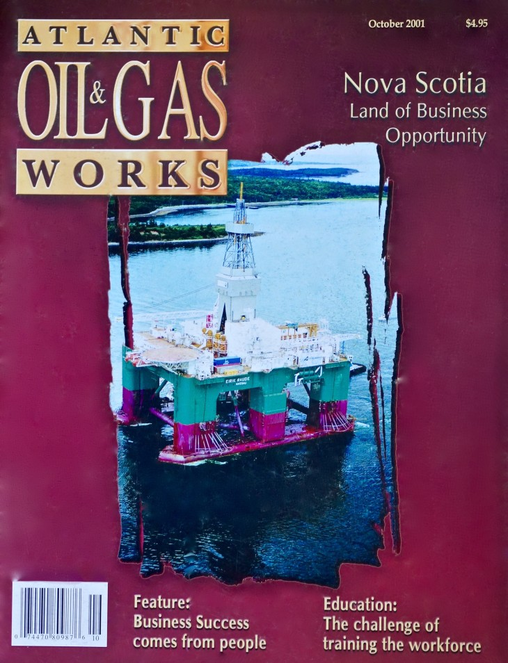 The OGM October 2001