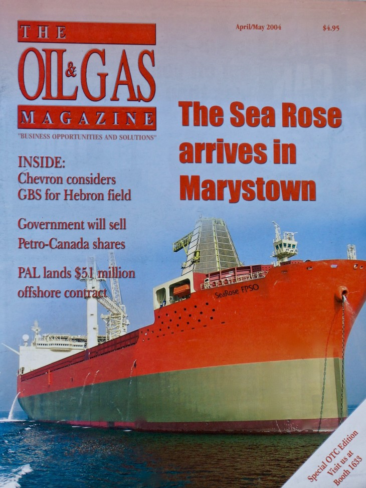 The OGM April/May 2004