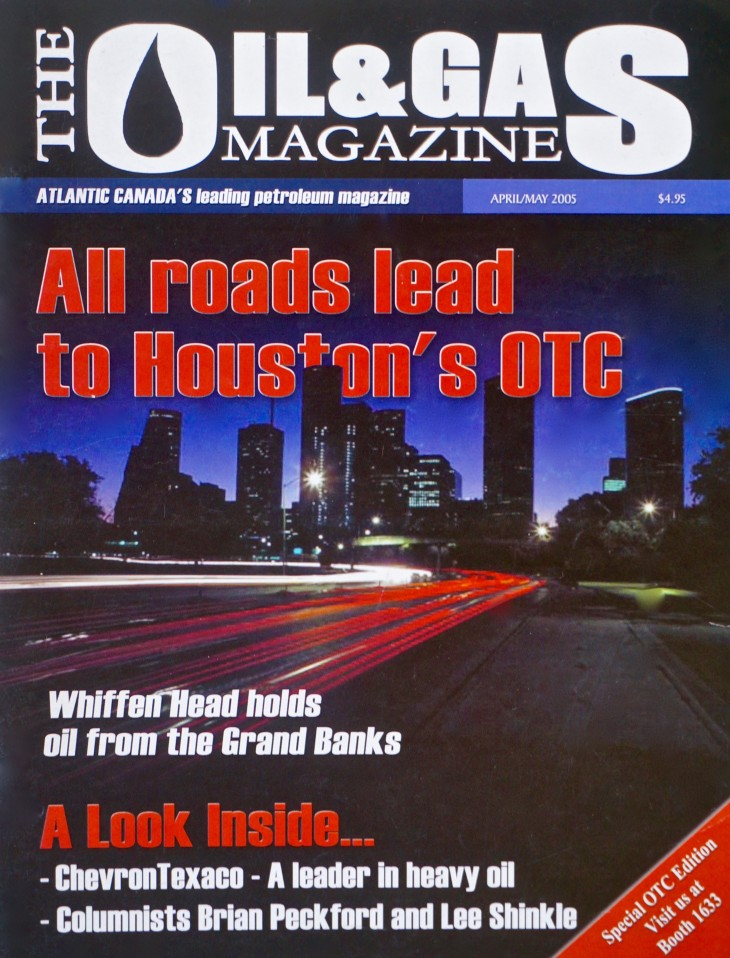 The OGM April/May 2005