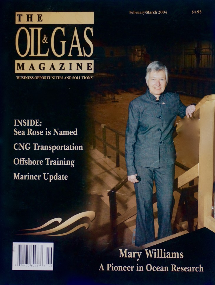 The OGM February/March 2004