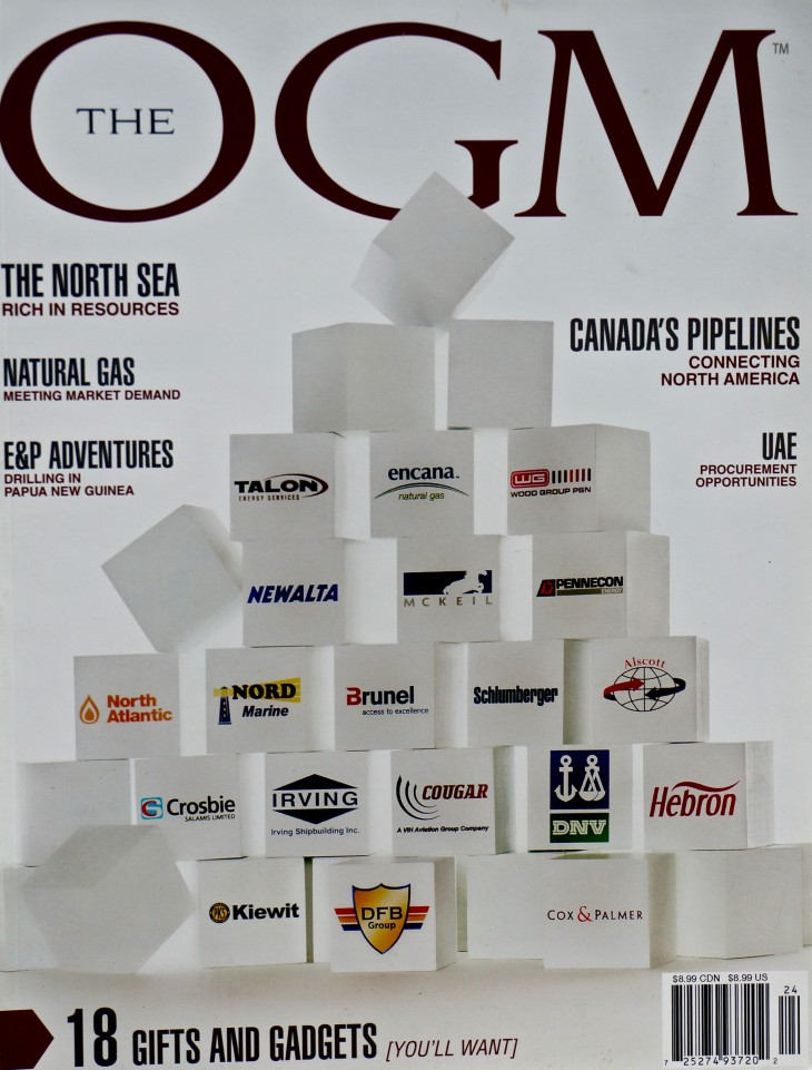 The OGM Winter 2012