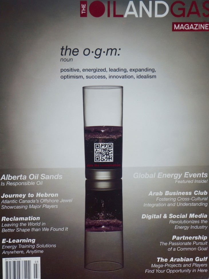 The OGM Fall 2011