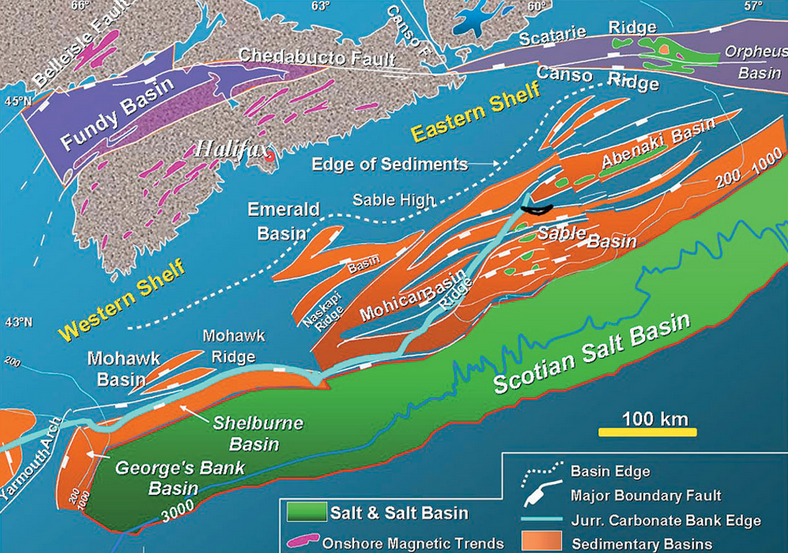 Shelburne Basin