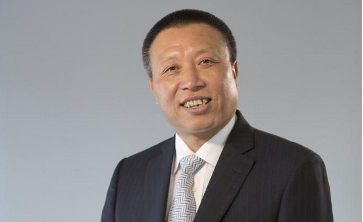 Fang Zhi, CEO, Nexen Energy