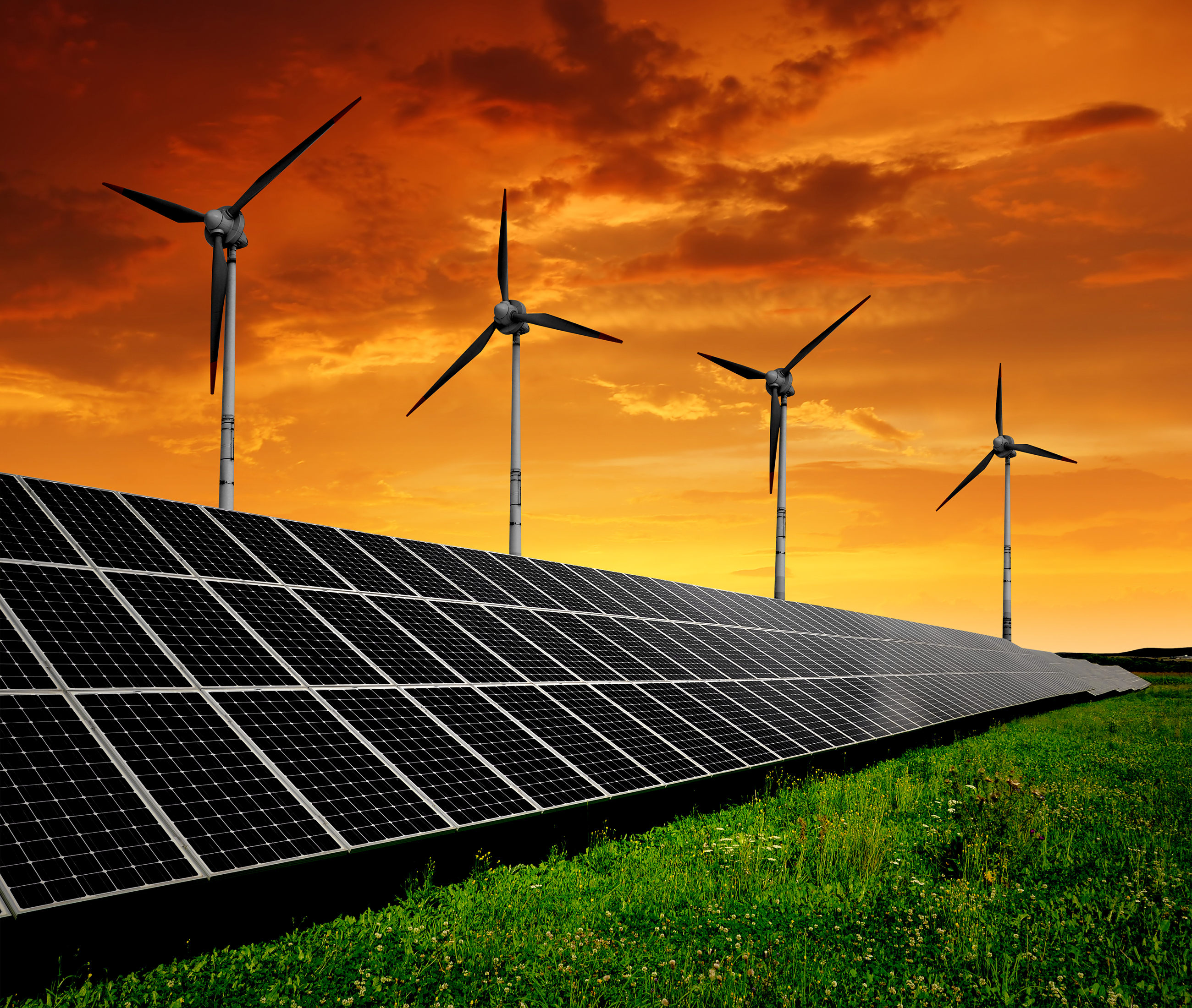 Renewable Energy Part Of The New Energy Mix The Ogm