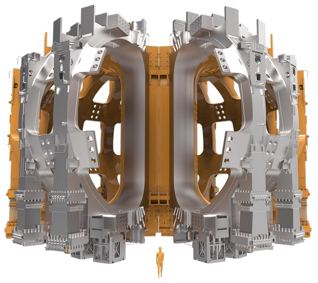 Iter Fusion Project World Leader In Renewable Energy