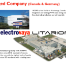 Litarion and Electrovaya