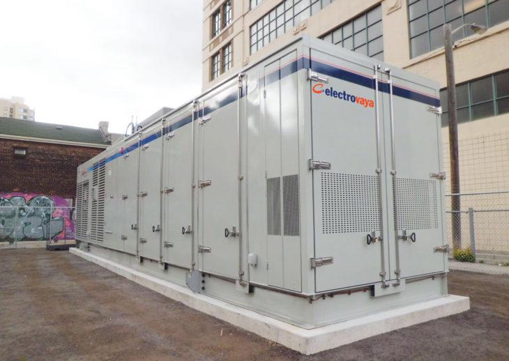 Electrovaya Battery