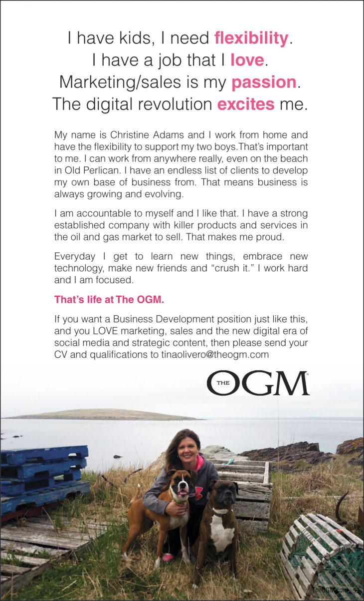 RECRUITING THE OGM