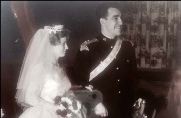 Sonia Snelgrove & Bob Olivero