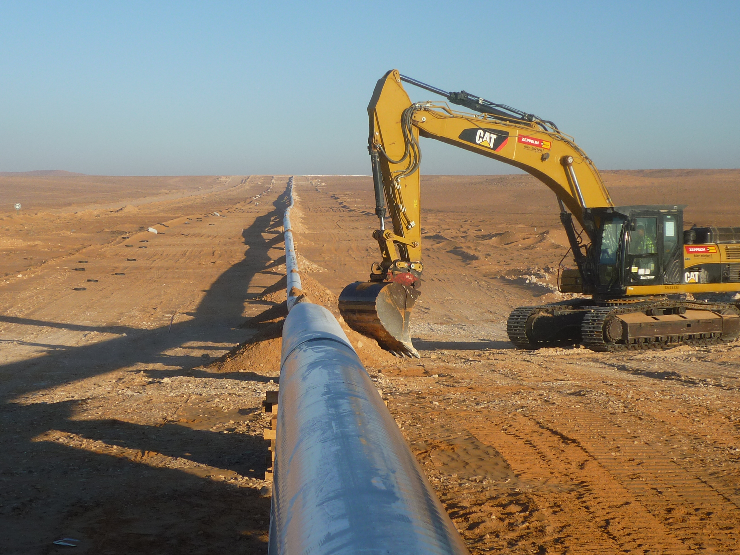 maxstreicher up for a new tunisian pipeline project