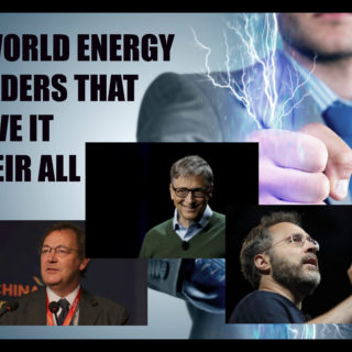 world energy leaders