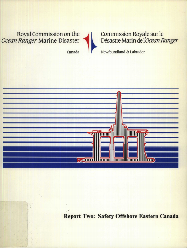 Commission Report - Ocean Ranger