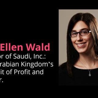 Ellen Wald Oil Globalization